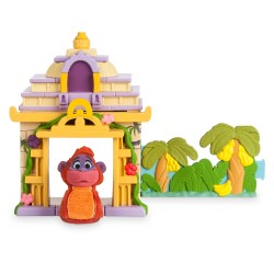 King Louie Starter Home Playset - Disney Furrytale friends - The Jungle Book