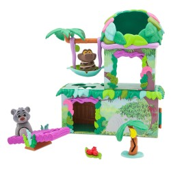 The Jungle Book Deluxe Playset - Furrytale friends