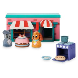 Tony's Restaurant Deluxe Playset Lady & The Tramp - Disney Furrytale friends