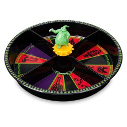 Disney Oogie Boogie Lazy Susan, The Nightmare Before Christmas