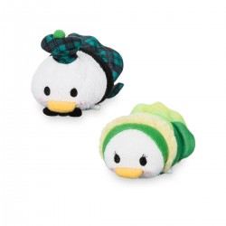 Donald and Daisy Duck ''Tsum Tsum'' Plush Set - Ireland