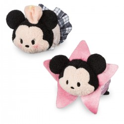Mickey and Minnie Mouse ''Tsum Tsum'' Knuffel Set - Los Angeles