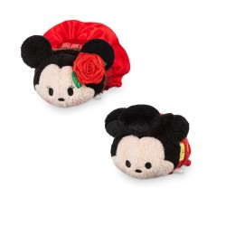 Mickey and Minnie Mouse ''Tsum Tsum'' Pluche Set - Spain