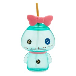 Scrump Tumbler with Straw - Lilo & Stitch