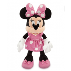 Disney Minnie Mouse Roze Knuffel Groot