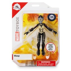 Antman & The Wasp Action Figure Wasp - Marvel Toybox