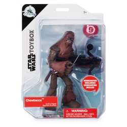 Chewbacca Action Figure - Star Wars Toybox