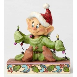 Disney Traditions Disney Traditions Light Up The Holidays - Dopey Figurine
