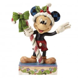 Disney Traditions Sweet Greetings Mickey Mouse Ornament