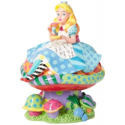 Disney by Britto Alice from Alice in Wonderland Stone Figurine
