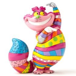 Disney Britto Cheshire Cat Figurine Alice in Wonderland