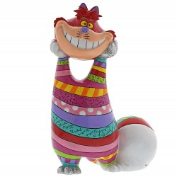 Disney Britto Cheshire Cat Statement Figurine