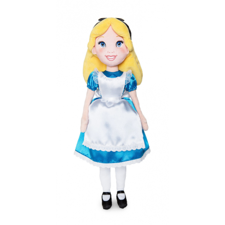Disney Alice (In Wonderland) Pluche Medium