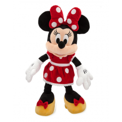 Disney Minnie Mouse Rood Knuffel Groot