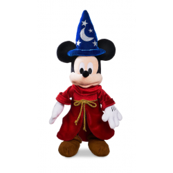 Disney Mickey Mouse Sorcerer Pluche