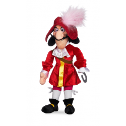Disney Captain Hook (Peter Pan) Pluche