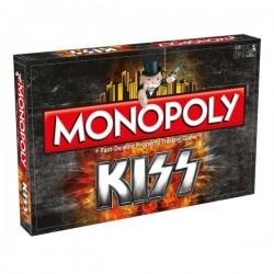 KISS Monopoly Boardgame