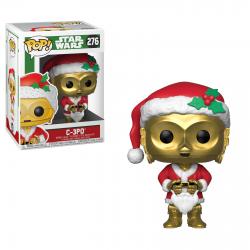 Funko Pop 276 Star Wars C-3PO Kerstmis