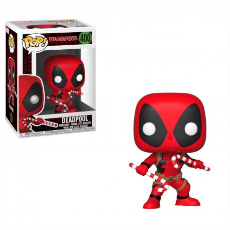 Funko Pop 400 Marvel Deadpool Christmas