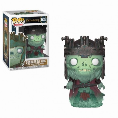 Funko Pop 633 Lord Of The Rings Dunharrow King