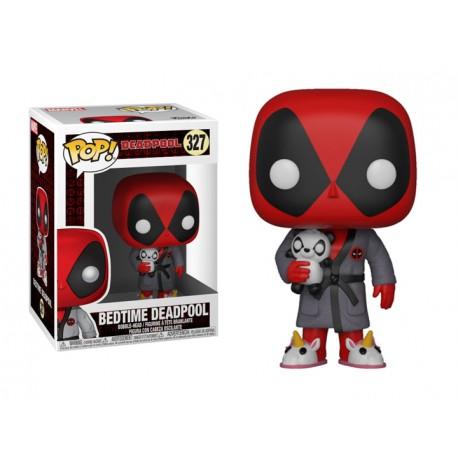Funko Pop 327 Marvel Bedtime Deadpool