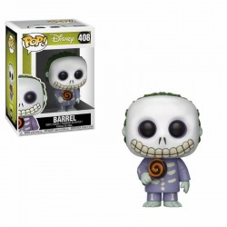 Funko Pop 408 Nightmare Before Christmas Barrel