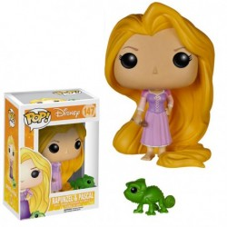 Funko Pop 147 Disney Rapunzel & Pascal