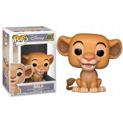 Funko Pop 497 Disney De Leeuwenkoning Nala