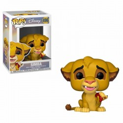 Funko Pop 496 Disney The Lion King Simba