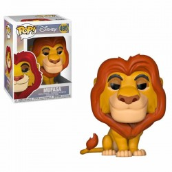 Funko Pop 495 Disney The Lion King Mufasa
