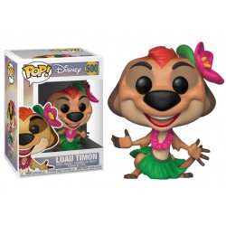 Funko Pop 500 Disney The Lion King Luau Timon