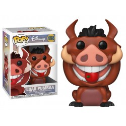 Funko Pop 498 Disney The Lion King Luau Pumbaa