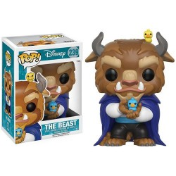 Funko Pop 239 Disney The Beast Beauty & The Beast