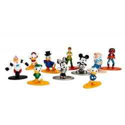 Disney Nano Metalfigs Diecast Mini Figures 10-Pack Wave 2 4 cm