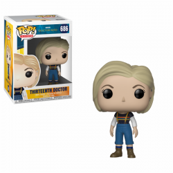 Funko Pop 686 Dr. Who Thirteenth Doctor