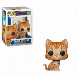 Funko Pop 426 Captain Marvel Goose The Cat