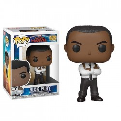 Funko Pop 428 Captain Marvel Nick Fury