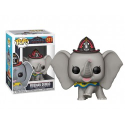 Funko Pop 511 Disney Fireman Dumbo