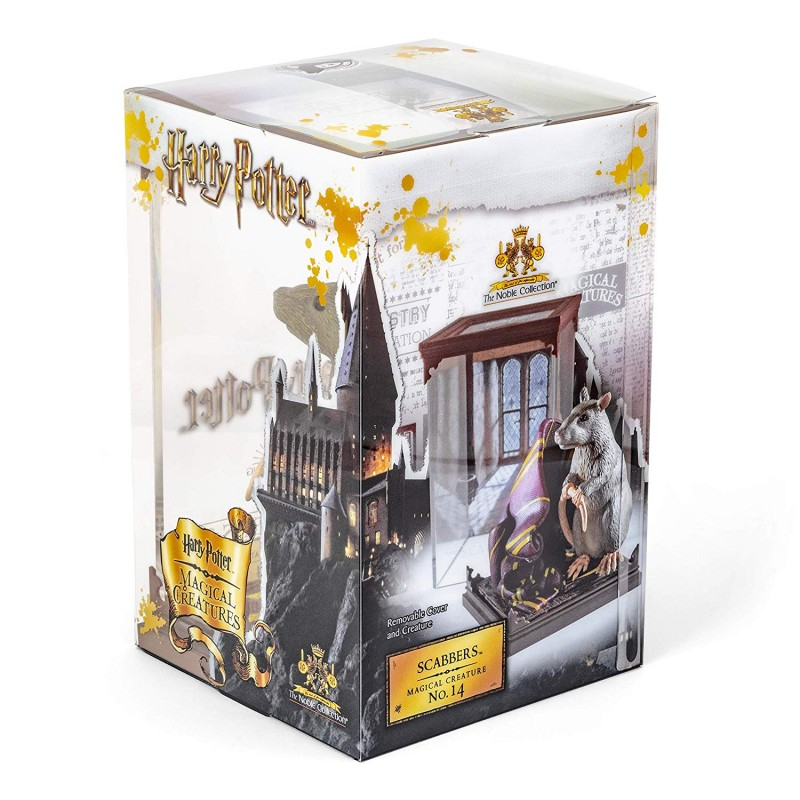 14 The Noble Collection Harry Potter Magical Creatures No Scabbers