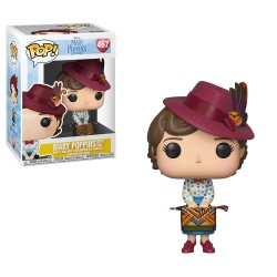 Funko Pop 467 Mary Poppins with Bag