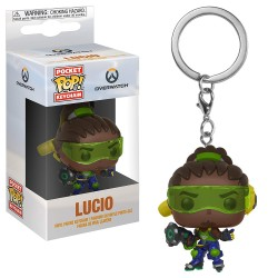 Overwatch Pocket POP! Vinyl Keychain Lucio