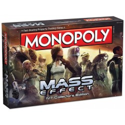 Monopoly: Mass Effect Collector's Edition