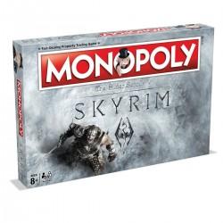Monopoly The Elder Scrolls V Skyrim Board Game