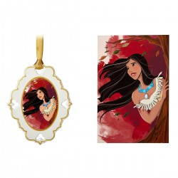 Disney's Pocahontas Artist Series Limited Boxed Ornament and Lithograph Set