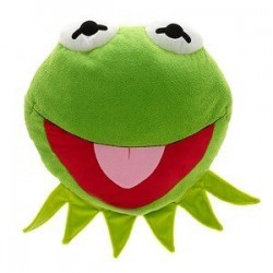 Disney Muppets Kermis Big Face Pillow