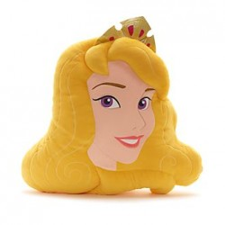 Disney Aurora Big Face Pillow