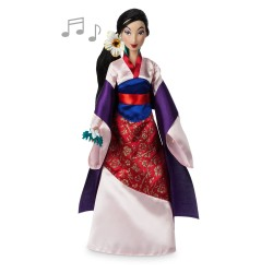 Disney Mulan Singing Doll