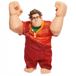 Disney Wreck It Ralph Talking Action Figure