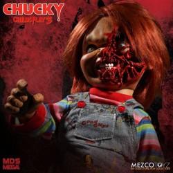 Child´s Play 3 MDS Mega Talking Pizza Face Chucky 38 cm