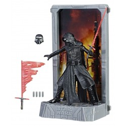 Star Wars Black Series Titanium Series Diecast Kylo Ren Figure